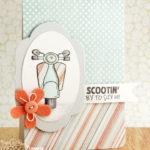 tsg145 scootin' by