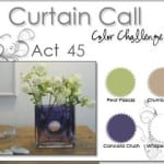 Curtain call color challenge act 45