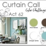 Curtain call colour challenge # 62