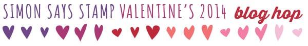 Simon Says Stamp Valentine's 2014 Blog Hop