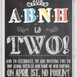 ABNH is two!
