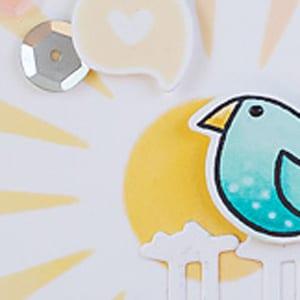 Debby Hughes - Lime Doodle Design - Simon Says Stamp creative uses peeks