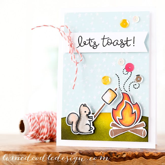 Debby Hughes - Lime Doodle Design - Lawn Fawn and  Simon Says Stamp