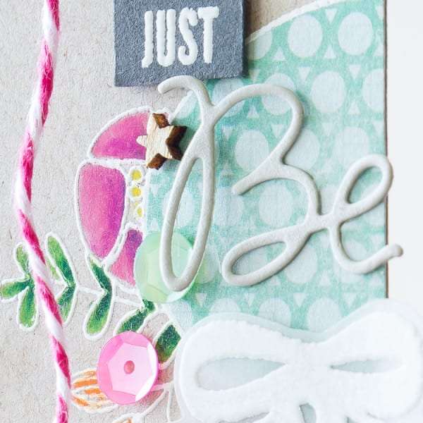 Debby Hughes - Lime Doodle Design - Waffle Flower and Simon Says Stamp