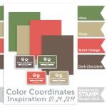 color coordinates challenge