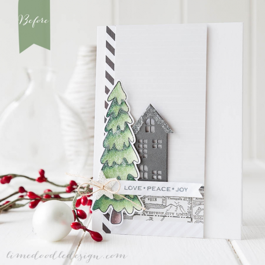 Christmas card photograph taken without a reflector. For more please visit http://limedoodledesign.com/2014/10/limelight-using-reflector/ Debby Hughes - Lime Doodle Design #christmas #card #photography #reflector