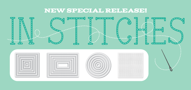 Simon Says Stamp In Stitches release