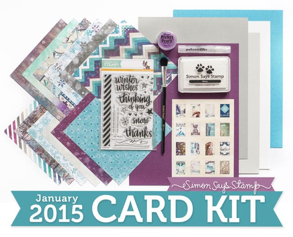 January Card Kit
