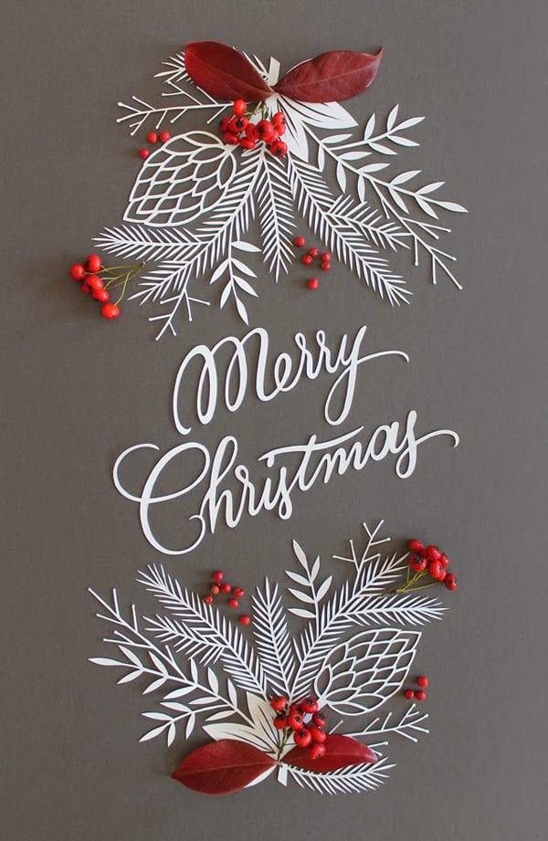merry papercut