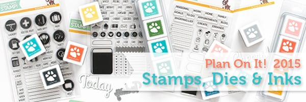 Simon Says Stamp Plan On It! release