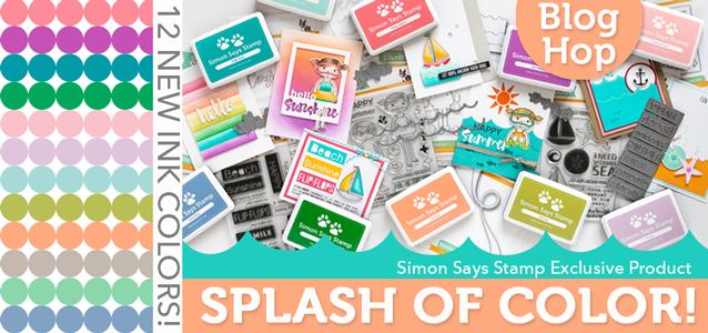 Simon Says Stamp Splash Of Color
