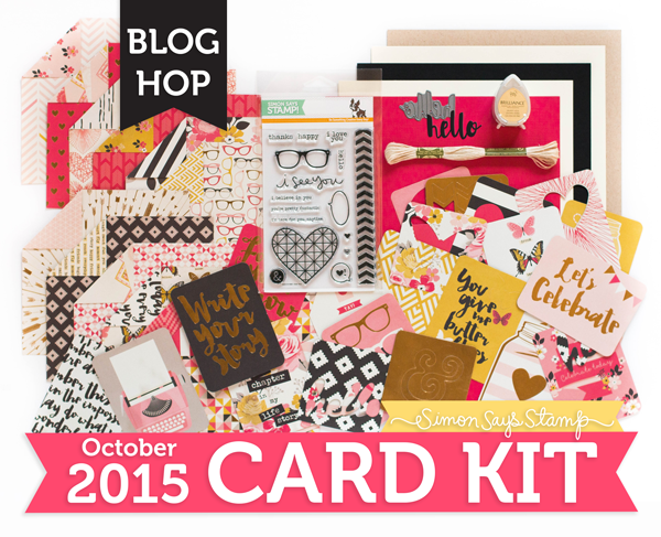 October Card Kit Blog Hop