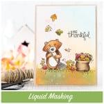 liquid masking