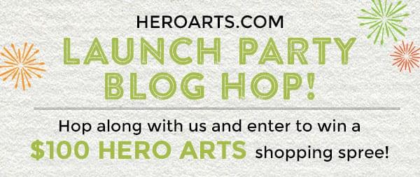 Hero Arts Blog Hop