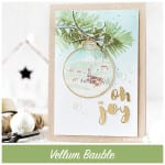 vellum bauble