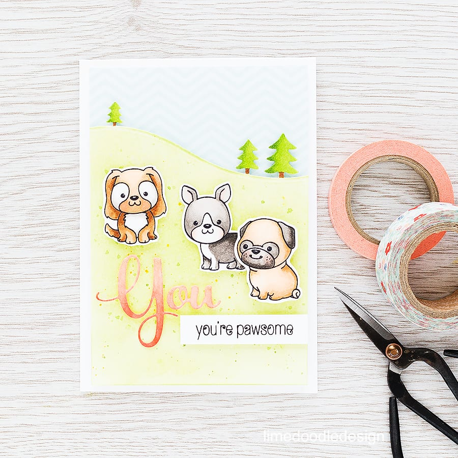Cutest pups from the new Clearly Besotted release. Find out more by clicking the following link: http://limedoodledesign.com/2015/11/cutest-pups-giveaway/