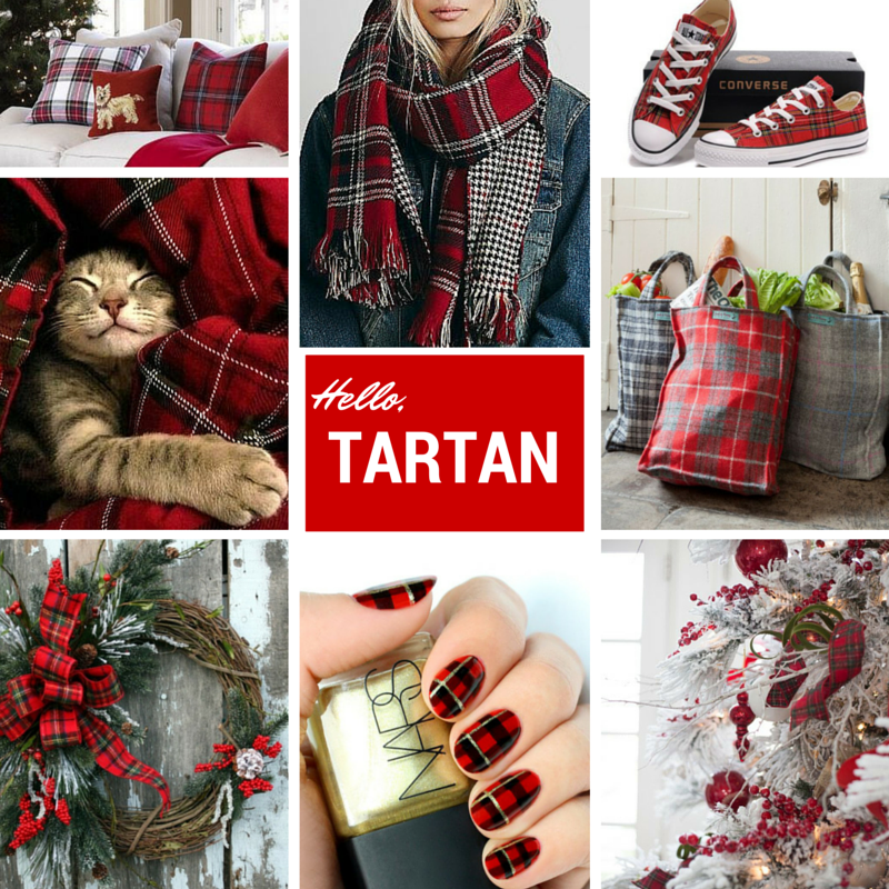 Inspired by tartan from Pinterest. For more details please click the following link: http://limedoodledesign.com/2015/11/plaid-or-is-it-tartan/