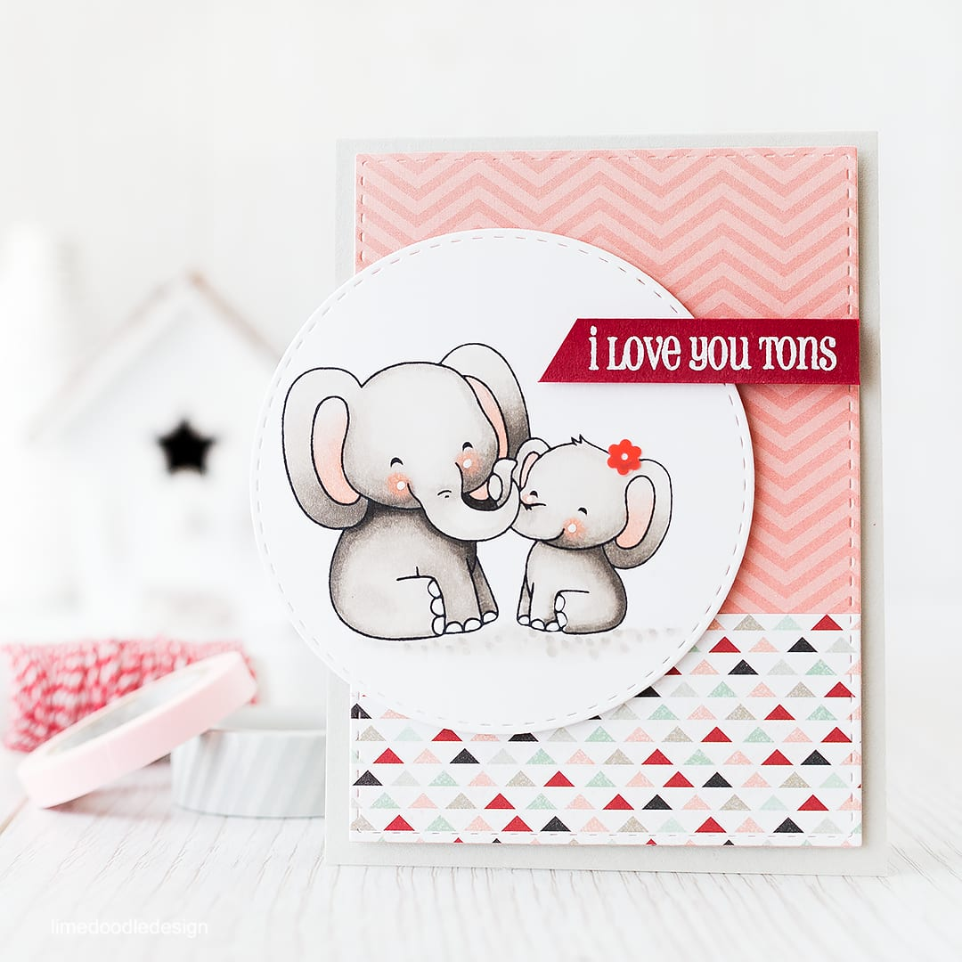 An off set focal point of utter cuteness! Find out more by clicking the following link: http://limedoodledesign.com/2016/01/offset-focal-point-2/