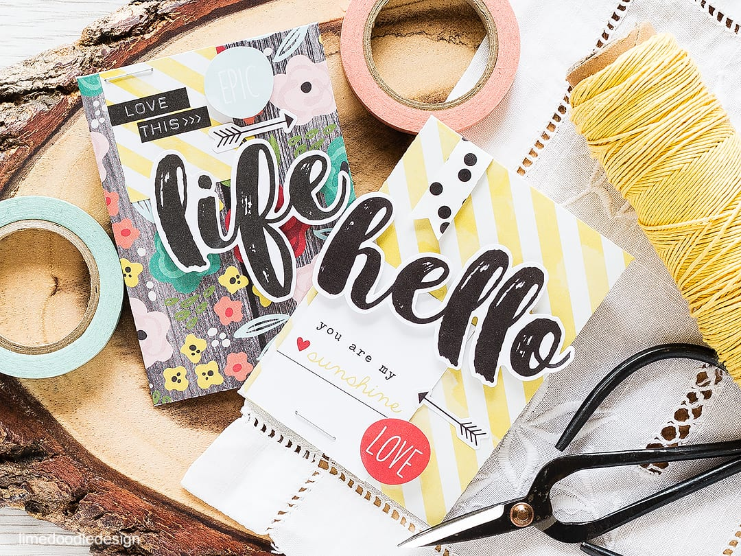 Quick and easy gift card envelopes perfect for a few dollars or a gift card. Find out more by clicking on the following link: http://limedoodledesign.com/2016/03/gift-card-envelopes-2/