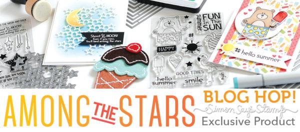 Simon Says Stamp Among the Stars Blog Hop