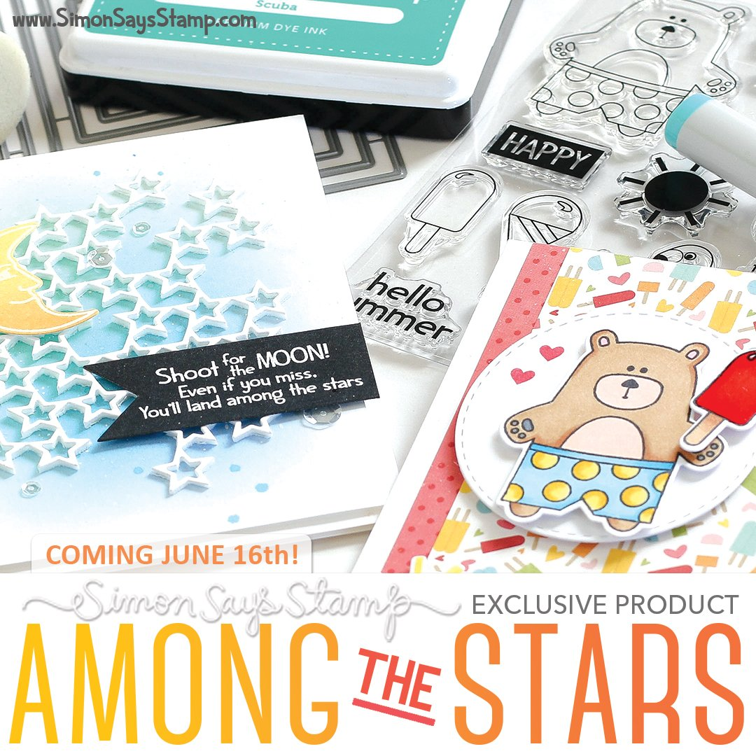 Simon Says Stamp Among The Stars Sneak Peek