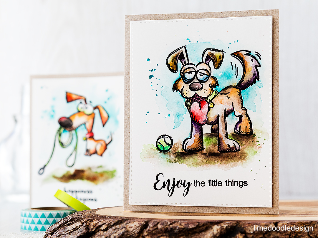 Things are getting crazy around here with Tim Holtz's Crazy Dogs! Find out more by clicking on the following link: http://limedoodledesign.com/2016/07/masterpiece-box-blop-hop-and-giveaway/