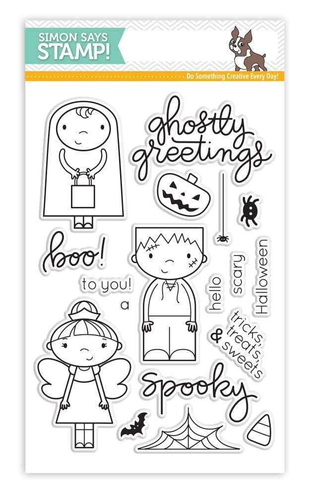 Simon Says Stamp Ghostly Greetings