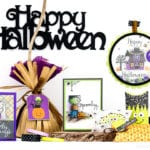Ghostly Greetings Special Edition Halloween Card Kit!