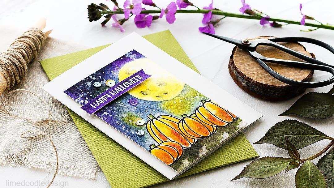 Video – Moonlit Pumpkins