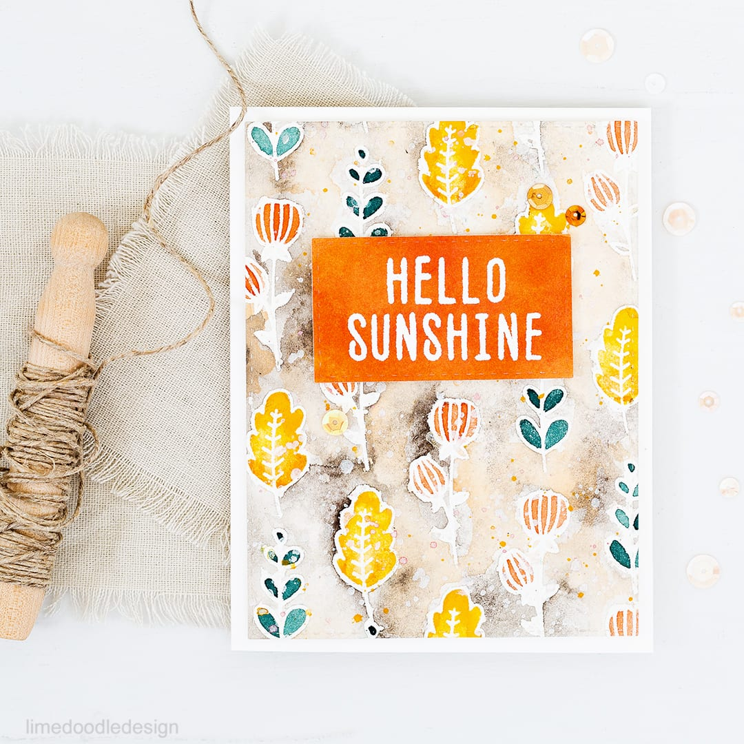 Lots of fun for the Altenew November Blog Hop! Find out more about this watercolored card by clicking on the following link: http://limedoodledesign.com/2016/11/altenew-november-release-hop-giveaway/