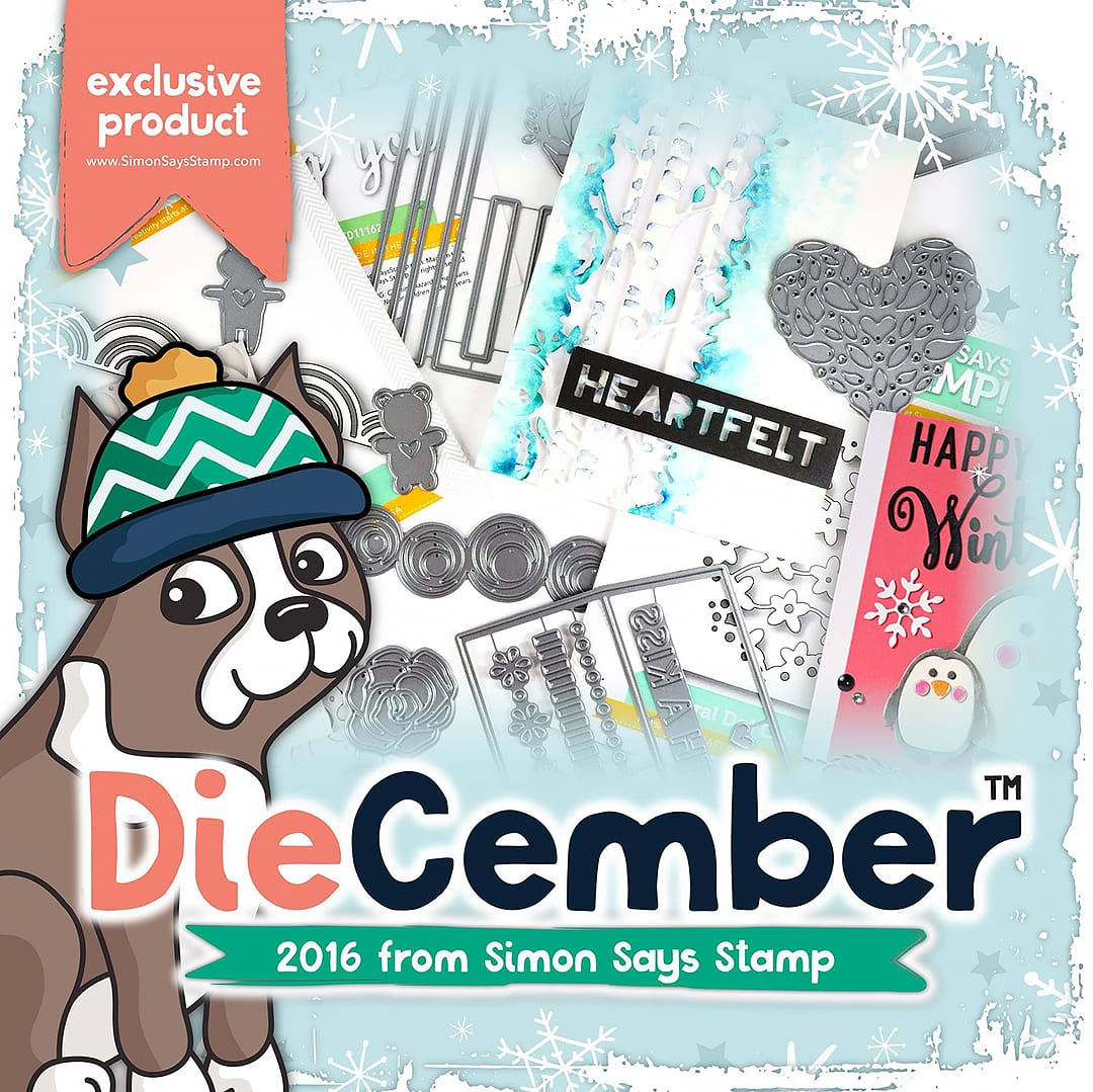 Simon Says Stamp Diecember Release