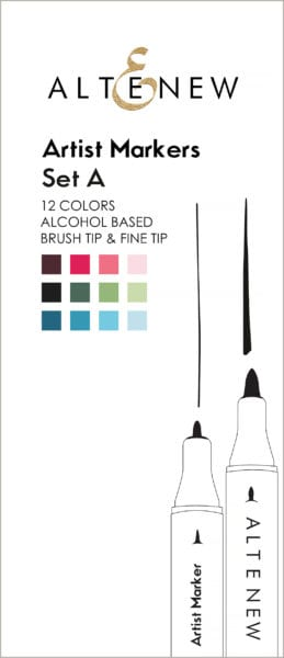 A look at the new Altenew Artist Markers by Debby Hughes including blog hop and giveaway. Find out more by clicking on the following link: http://limedoodledesign.com/2017/01/altenew-artist-markers-release-blog-hop-giveaway/