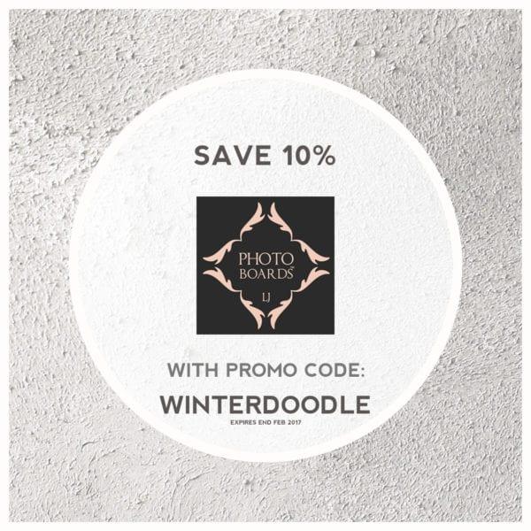 Photo Boards Promo Code