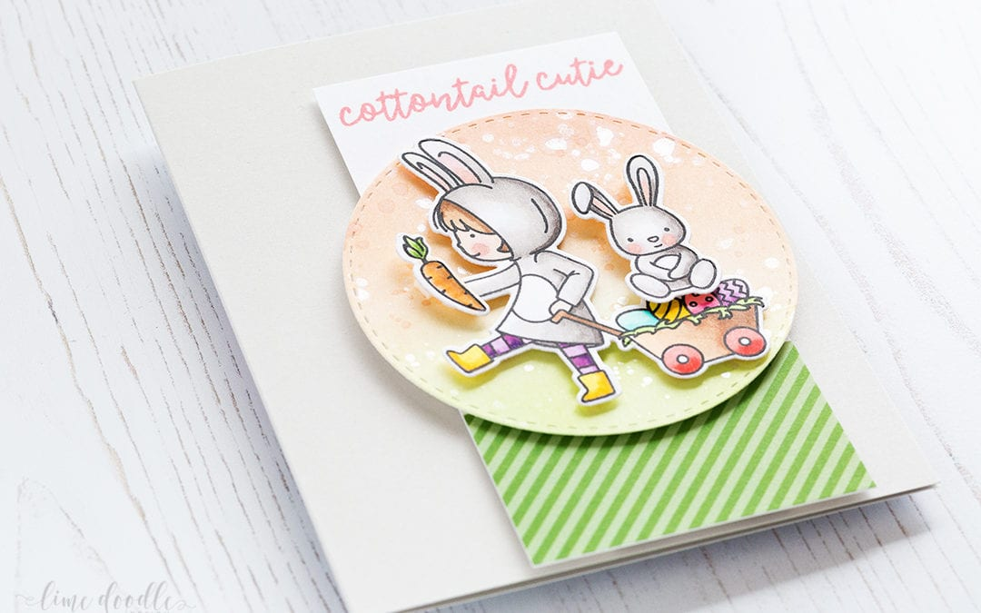 Neat & Tangled Cottontail Cuties