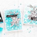 Altenew Stencils & Ink Sprays Release Blog Hop + Giveaway
