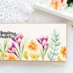 Video – Spring Flowers Watercolour