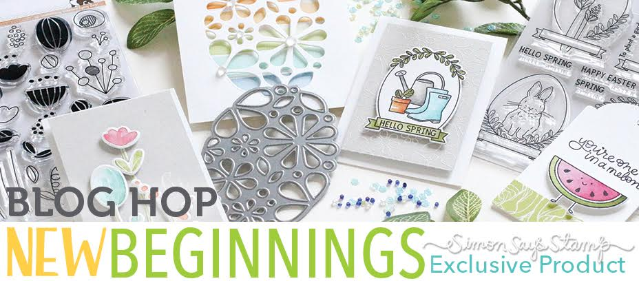 New Beginnings Blog Hop Logo