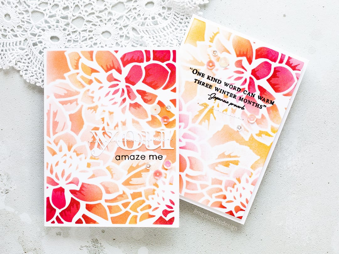 Taking a look at the new Altenew release of layering dies and card kit. Find out more by clicking on the following link: http://limedoodledesign.com/2017/04/altenew-card-kitlayering-dies-release-blog-hop-giveaway/