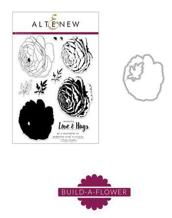 Altenew Build A Flower Ranunculus