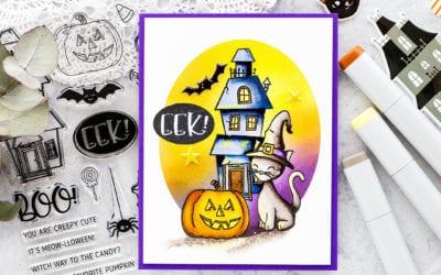 Simon Says Stamp Special Edition Halloween 2017 Card Kit