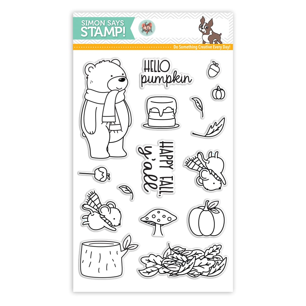 Neat & Tangled + Simon Says Stamp Hello Pumpkin