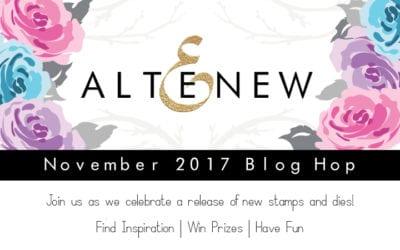 Altenew Winner