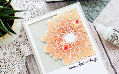 Flower Frames + Simon Says Stamp Friends Release Blog Hop