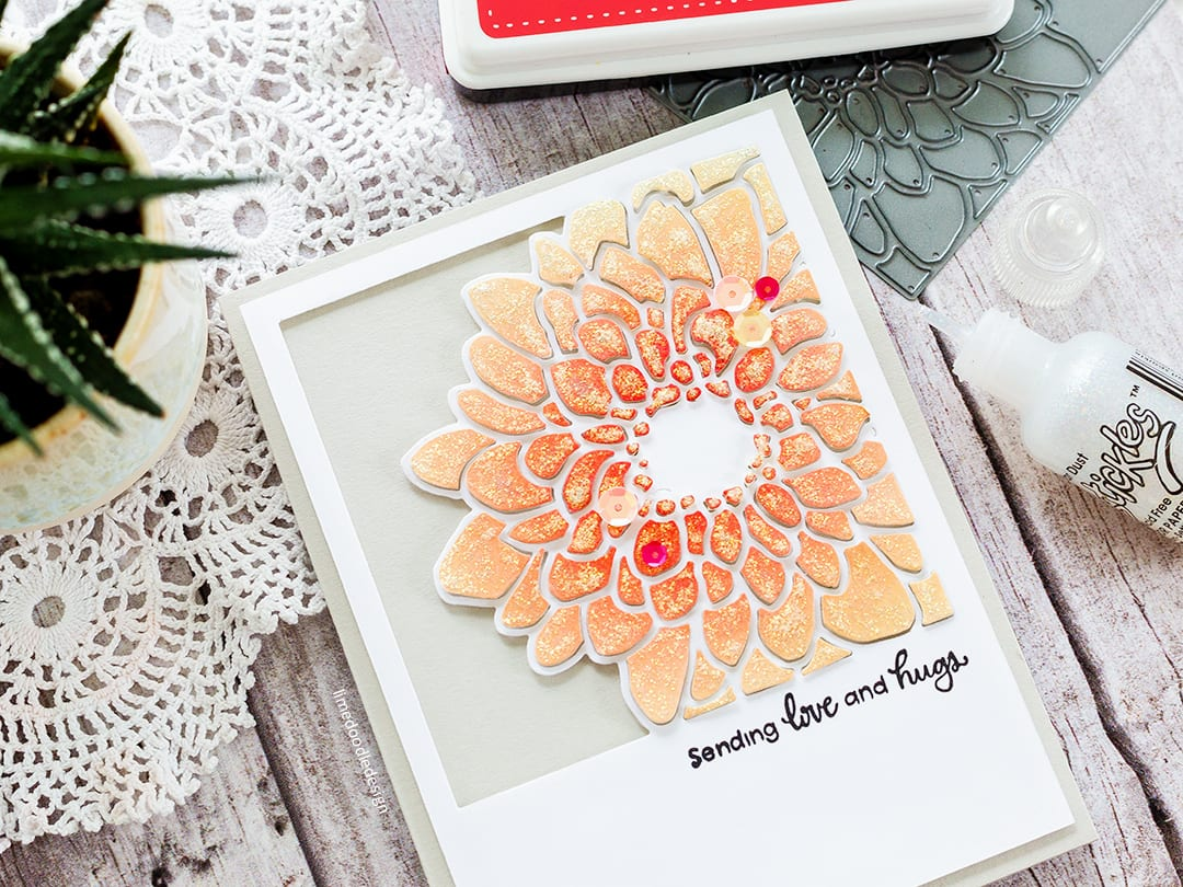Flower Frames + Simon Says Stamp Friends Release Blog Hop
