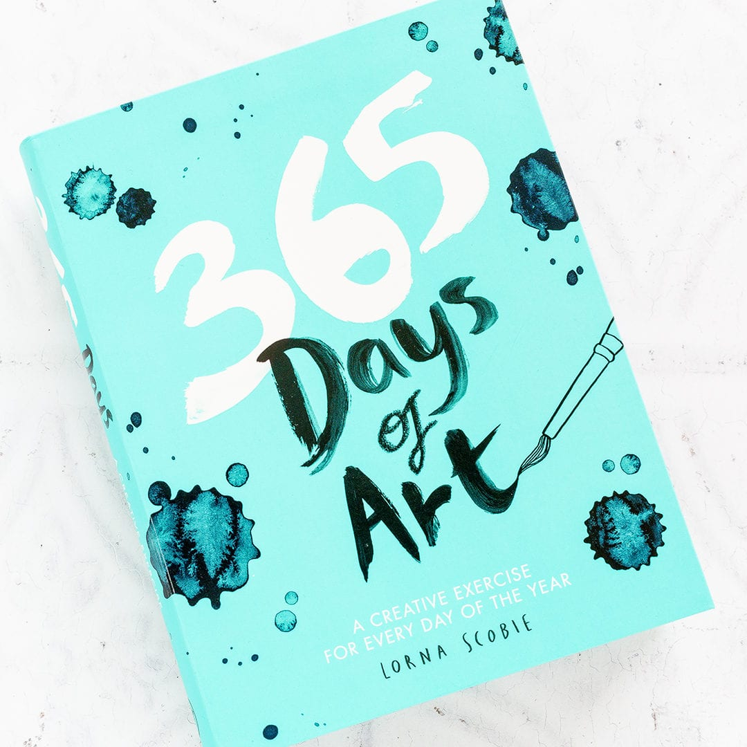 Book Review – 365 Days Of Art
