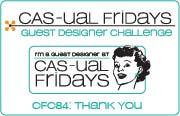 cas-ual fridays challenge 84
