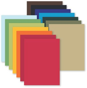 assortment-cardstock