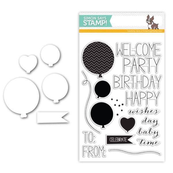 Simon Says Stamp surprise party