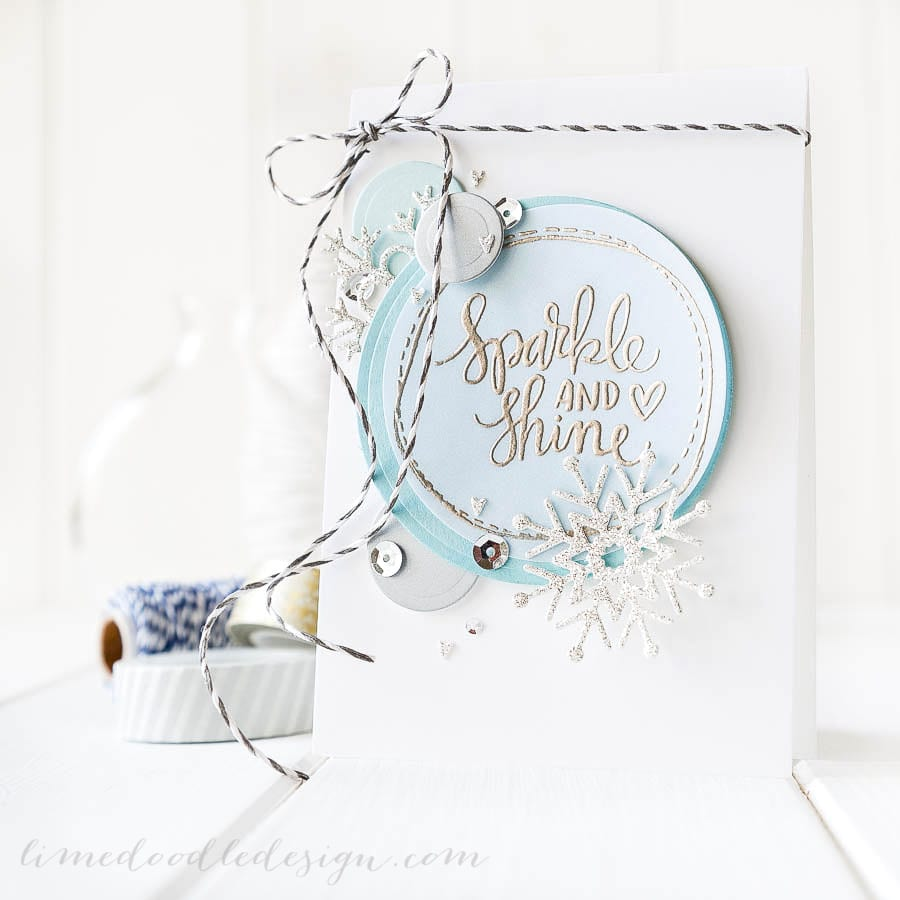Vellum love with the new Dec Card Kit from Simon Says Stamp. For more please visit https://limedoodledesign.com/2014/11/vellum/ Debby Hughes - Lime Doodle Design #vellum #cardkit
