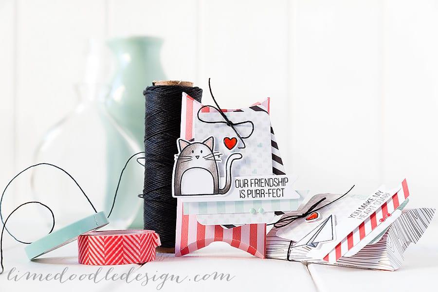 Punny Valentines. For more please visit https://limedoodledesign.com/2014/12/punny-valentines/ Debby Hughes - Lime Doodle Design - #punny #valentines #pillow #box